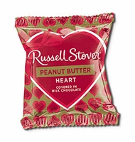 Russell Stover Peanut Butter Hearts