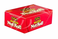Salted Nut Roll Candy Bar