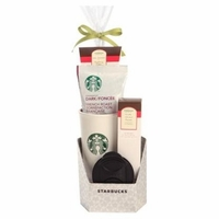 Starbucks Coffee Christmas Gift Set