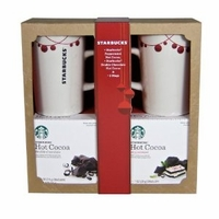 Starbucks Hot Cocoa Gift Set