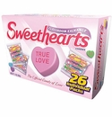 Tiny Conversation Hearts Packets
