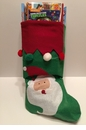 Toy and Candy Filled Christmas Stockings