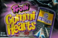 Trolli Gummy Hearts Valentine's Day Candy