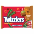 Twizzlers Caramel Filled Apple Twists