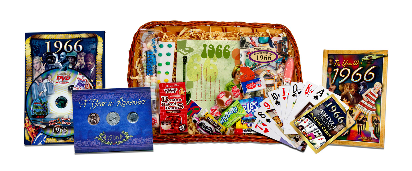 50th Birthday Gift Basket Ideas : Th birthday gift basket for or on sale
