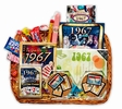 50th Gift Basket with Stamps for 1967 or 1968