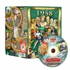 60th Birthday DVD for 1958
