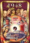 70th Birthday DVD for 1948