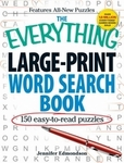 Big Print Word Search Book