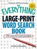 Big Print Word Searches Book