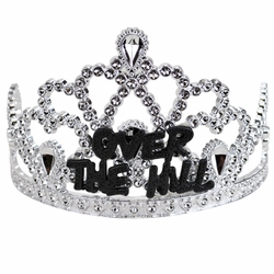 Over the Hill Tiara