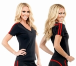 Otomix Racy Sport V-Neck Workout Top