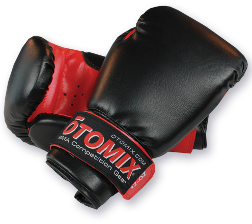 VInyl Boxing Gloves