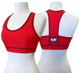 BUM Athletic Sports Racer Back Bra
