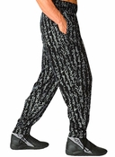 Chinatown Baggy Workout Gym Pant