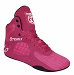 Limited Edition Mens Bodybuilding MMA Pink/Black Stingray