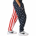 Kids USA Rex Kwon Do Flag Pant