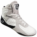 White Stingray Bodybuilding MMA Shoe