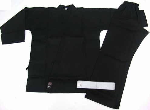 Martial Arts Student Karate Uniform