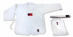 Martial Arts Taekwondo Dobok V-Neck Uniform