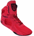 Red Stingray Bodybuilding Lifting MMA Shoe