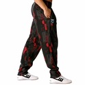 Midnight Lazer Bodybuilding Gym Pant