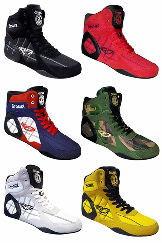Ninja Warrior Bodybuilding MMA Combat Shoes