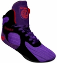 Purple Stingray Bodybuilding MMA Gym Shoe