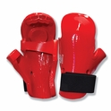 Red Sparring Punch Gloves Final Sal;e