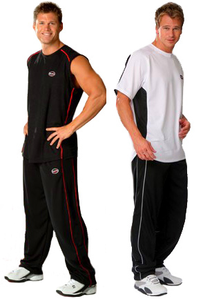 Ultimate Bodybuilding Techno Workout Pant