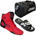 Ninja Warrior Pro Bodybuilding MMA Kit