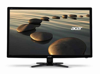 """Acer G6 Series G276HLGbd 27"""" LED Backlight Widescreen LCD DVI Monitor"""