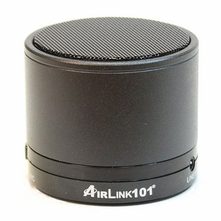 Airlink101 Grey Bluetooth Speaker for Mobile Devices