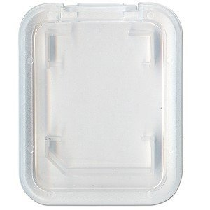Plastic Case for Secure Digital Cards - For SD Cards