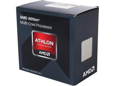 AMD Athlon X4 860k with AMD quiet cooler Quad-Core Socket FM2+ 95W AD860KXBJASBX Desktop Processor