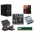 AMD FX-4300 Quad-Core 1TB HDD 4GB RAM Barebone Computer Kit - No Operating System - No Video Card