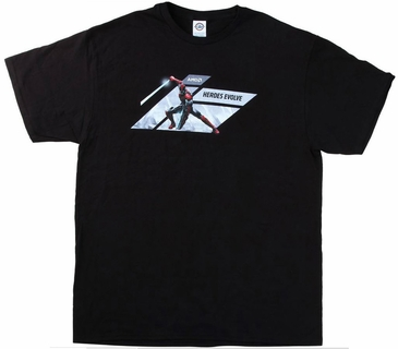 AMD Heroes Evolve T-Shirt Size Small