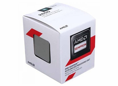 AMD SD2650JAHMBOX Sempron 2650 1.45GHz Dual-Core 25W AM1 Processor