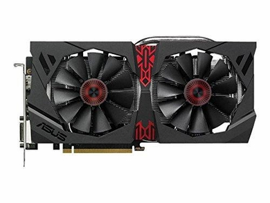 Asus ATI Radeon STRIX-R9380-DC2OC-4GD5-GAMING R9 380 4GB GDDR5 Gaming