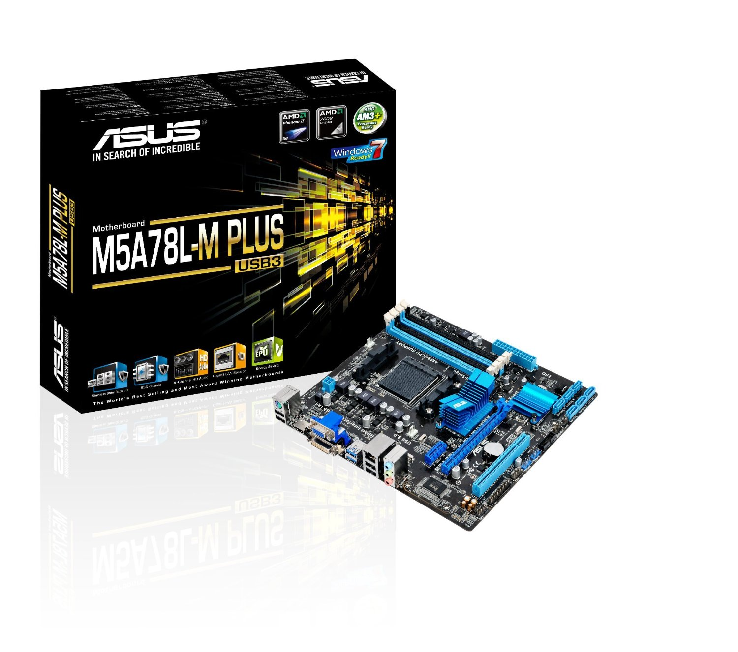 asus m5a78l m plus usb3 am3 ddr3 hdmi 760g microatx motherboard 97 asus m5a78l m plus usb3 am3 ddr3 hdmi 760g microatx motherboard  at aneh.co