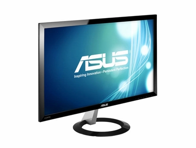 Asus VX238H Black 23 Inch Widescreen HDMI LED LCD Monitor