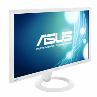 """Asus VX238H-W White 23"""" 1ms (GTG) HDMI Widescreen LED LCD Monitor"""