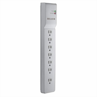 Belkin BE10700007-CM 7 Outlet  7' Cord Surge Protector