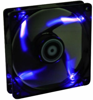 BitFenix Spectre 14025B 140mm Case Fan with Blue LED