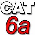 Cat 6a Network Cable