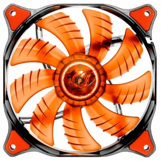 Cougar CF-D14HB-R 140mm 3-Pin Red Chassis Fan (Red LED)