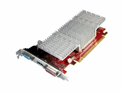 Diamond Multimedia 5450PE31G Radeon HD 5450 PCIe 1GB DDR3 Video Card
