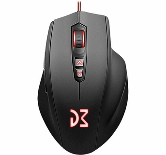 Dream Machines DM2 Comfy Gaming Mouse