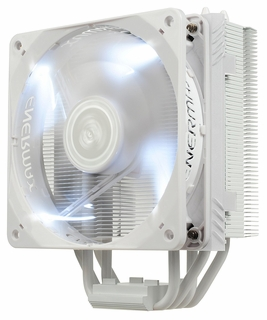 Enermax ETS-T40F-W Air Fit CPU Cooler With 2 Cluster Advanced Fans