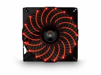 ENERMAX UCTA18A-R 180mm Red LED Case Fan